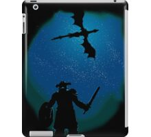 Under a Sky Ruled by Dragons iPad Case/Skin