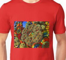 Ring Formations Unisex T-Shirt