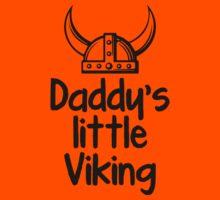 Daddy's Little Viking Kids Tee