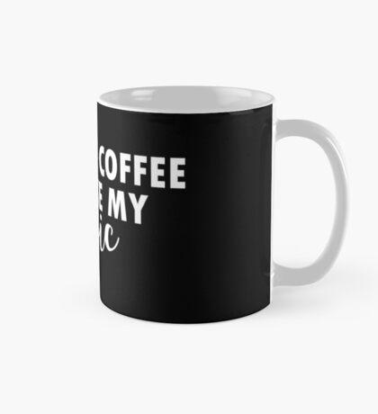 I like my coffee as I like my magic Mug