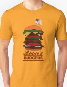 Benny's Burgers Unisex T-Shirt
