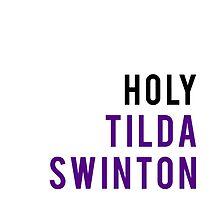 Holy Tilda Swinton by 42shirts