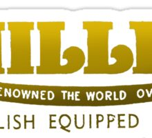 Phillips Vintage Bicycles UK Sticker