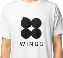 BTS - WINGS Begin Classic T-Shirt