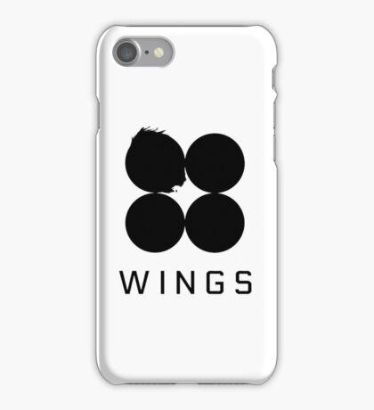 BTS - WINGS Begin iPhone Case/Skin