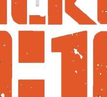 Volkor 3:16 Sticker
