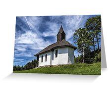 A Wayside Chapel Greeting Card