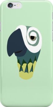 Parrot by Jessica Slater