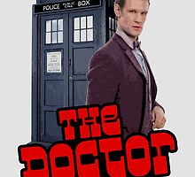 The Doctor VS. The Universe by Zorro66