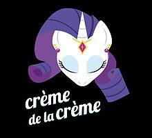 crème de la crème by nanipony