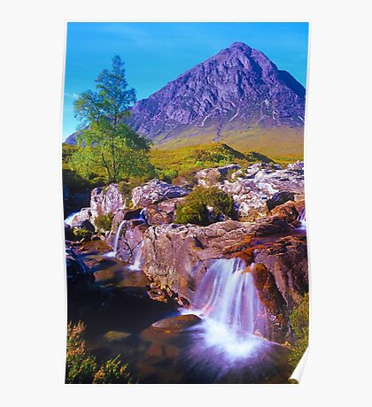 Tranquil valley Poster
