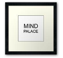 Mind Palace Framed Print