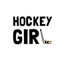 Hockey Girl by AmazingMart