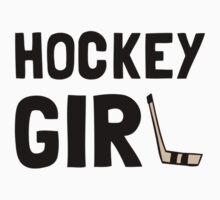 Hockey Girl Kids Clothes