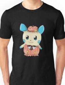 Halloween Minun Unisex T-Shirt