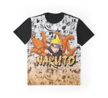 Naruto - Nine Tails Graphic T-Shirt