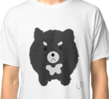 Angré - the dog powered by anger Classic T-Shirt