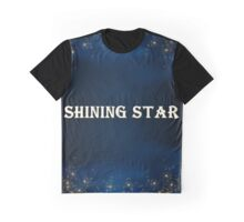 Be a Shining Star Graphic T-Shirt