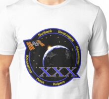 Expedition 30 Mission Patch Unisex T-Shirt