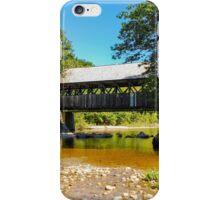 Artists'  Covered Bridge iPhone Case/Skin