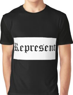 Represent Graphic T-Shirt