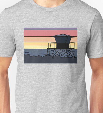 Life Guard Tower Unisex T-Shirt
