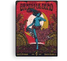 Grateful Dead - Fare Thee Well  - at Santa Clara (Levis Stadium) Canvas Print