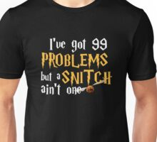 Snitch Problems - Harry Potter Unisex T-Shirt