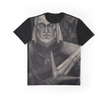 The Witcher - White Wolf Graphic T-Shirt