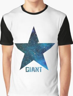 Obey GIANT Star Graphic T-Shirt