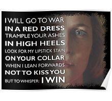 I am a woman Poster