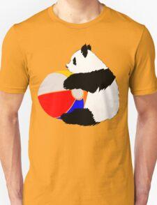 Panda Summer Fun T-Shirt