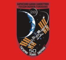 Expedition 28 Mission Patch One Piece - Short Sleeve