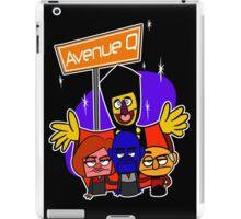 Avenue Q iPad Case/Skin