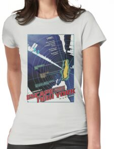 Escape From New York  Womens Fitted T-Shirt