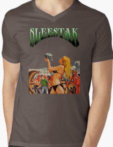 Sleestak - Snake Cult Mens V-Neck T-Shirt