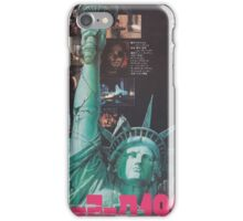 Escape From New York Japan Poster iPhone Case/Skin