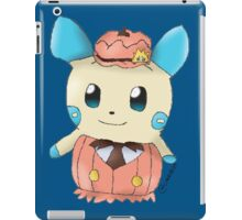 Halloween Minun iPad Case/Skin