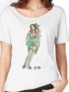 Japanese Venus Women's Relaxed Fit T-Shirt