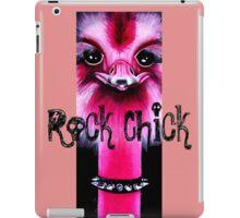 Rock Chick iPad Case/Skin