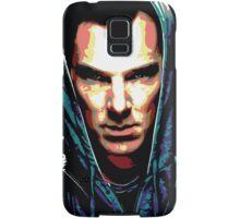Benedict Cumberbatch: You Think Your World is Safe? Samsung Galaxy Case/Skin