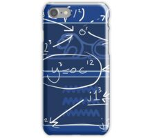 Only Connect the Tournament Structure iPhone Case/Skin