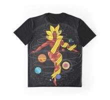 New Solar System Graphic T-Shirt