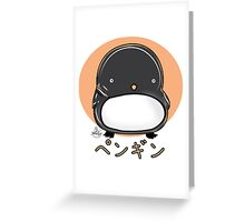 Penguin by Indigo Greeting Card