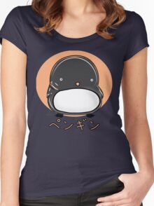 Penguin by Indigo Women's Fitted Scoop T-Shirt