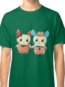 Halloween Plusle And Minun Classic T-Shirt