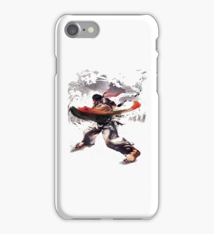 Street Fighter #2 - Ryu iPhone Case/Skin