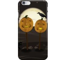 Court of Jack-o-lanterns iPhone Case/Skin