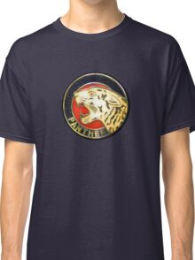 Panther Vintage Motorcycles Classic T-Shirt