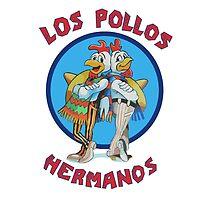 Los Pollos Hermanos Logo by nap3r